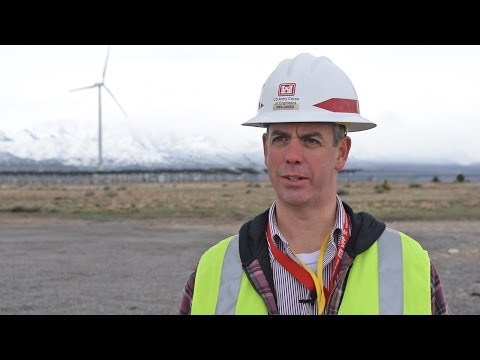 Second wind turbine brings Tooele Army Depot closer to net zero energy