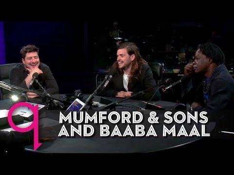 Mumford & Sons and Baaba Maal - Johannesburg