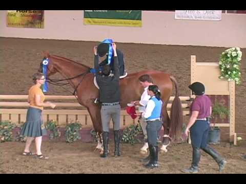 Rosewood Victory Gallop and Olivia Esse
