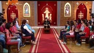 البابا وأسئلة الشعب - الفائزين بمسابقة مجلة مدارس الأحد للنشئ ٢٠١٥ - الأحد ٢ أكتوبر ٢٠١٦ م