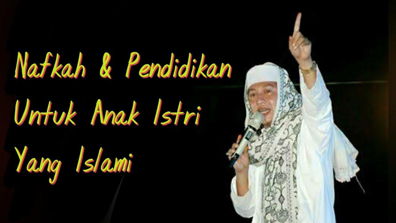 Habib Bahar Bin Smith: Nafkah dan Pendidikan Secara Islam ...