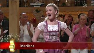 Repeat youtube video Marilena - A Lausbua muss er sei (HQ)
