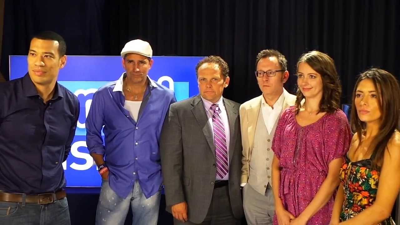 Person of Interest Cast at Comic Con enters OMG Insider Interview