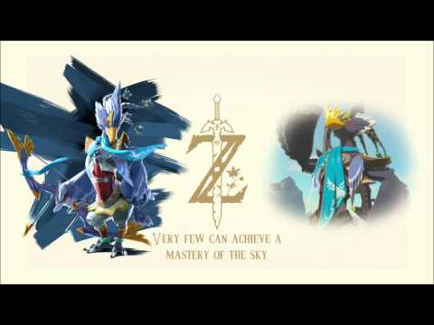 Revali's theme - The Legend Of Zelda Breath Of The Wild