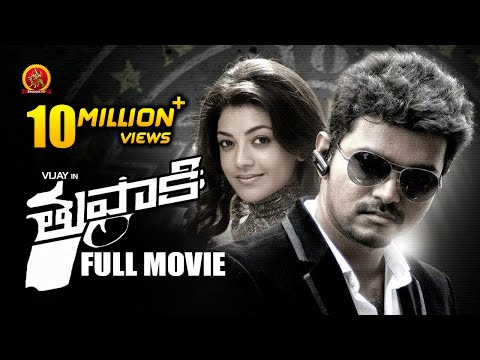 Thuppakki Full Movie || Vijay, Kajal...