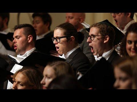 UCLA Chorale & UCLA Chamber Singers - Baroque Brilliance