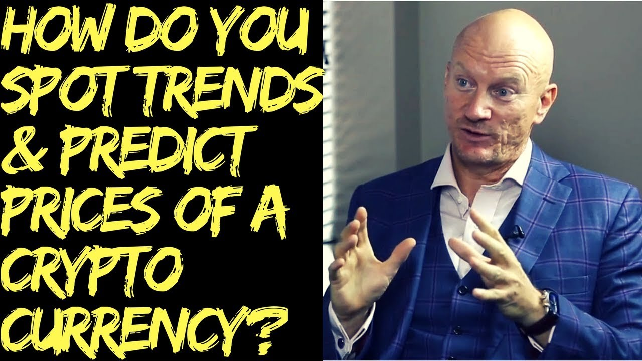how to predict cryptocurrency trends