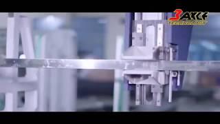 〔光纖雷射金屬切管機〕管機自動上料。管材雷射切割機