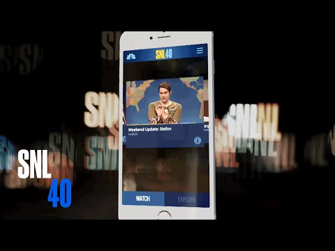 SNL App - SNL 40th Anniversary