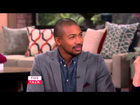 The Talk   Charles Michael Davis on The Originals