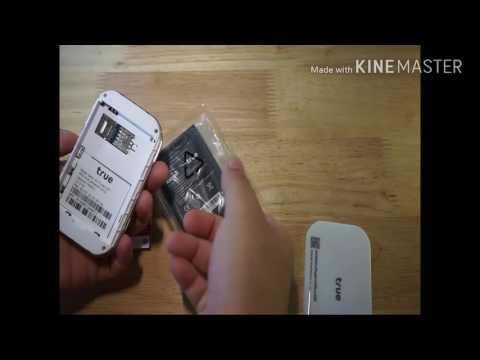 True 4G Lte pocket wifi