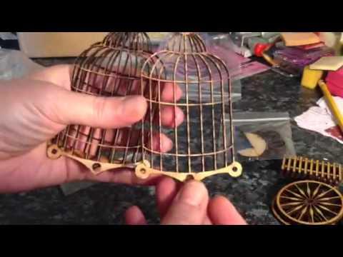Small haul wooden embellishments & eBay