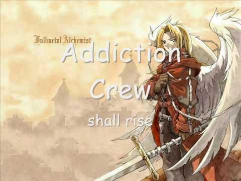 Addiction Crew - Shall rise