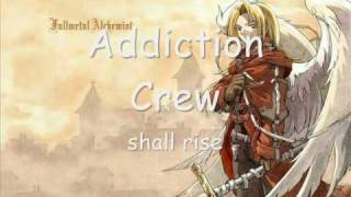 Watch Addiction Crew Shall Rise video