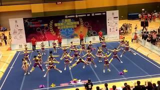 元朗區體育節2016 元朗區啦啦隊公開錦標賽 小學組 葵盛信
