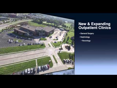 Village Pointe Outpatient Expansion - Nebraska Medicine