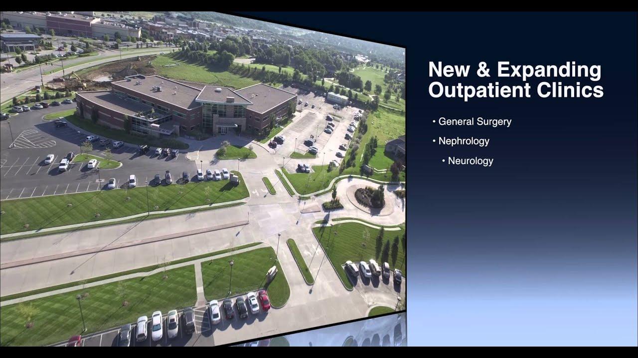 Village Pointe Outpatient Expansion - Nebraska Medicine