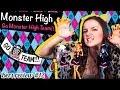 Сет веркошек черлидеров/Monster High Fearleading Set Ghoul Spirit Обзор и Распаковка\ Review Y7297
