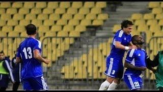 المصري يهزم أسوان ويتقدم إلى المركز الثالث (فيديو)