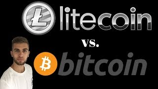 Litecoin vs Bitcoin | Cryptocurrency Investment News