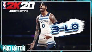 NBA 2K20 - D'Angelo Russell Jumpshot FIX