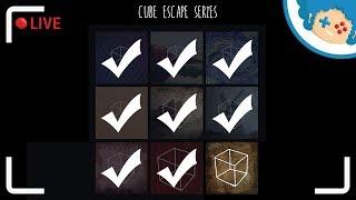 Staszek nadrabia Cube Escape #6 | FINAŁ! | Zapis LIVE