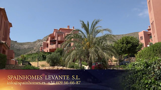 Апартаменты дуплекс в комплексе Los Altos с панорамными видами, Сьерра Кортина, Бенидорм, Испания(, 2017-05-14T07:25:49.000Z)