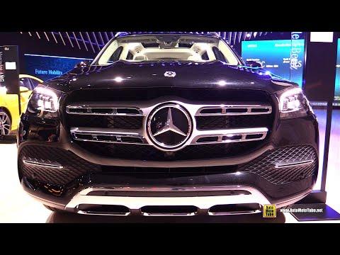 2020 Mercedes GLS450 4Matic - Exterior and Interior Walkaround - Debut at 2019 NY Auto Show