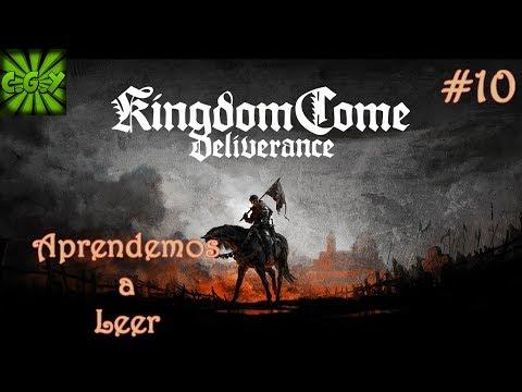 Kingdom Come Deliverance. Aprendemos a leer #10