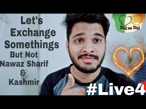 #Live4 - Lets Exchange something to have fun.
