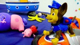 Giochi  con Paw Patrol e Peppa in italiano- Tutti gli episodi