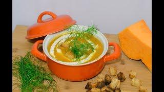 Reteta | Supa-crema de Dovleac | Valentin