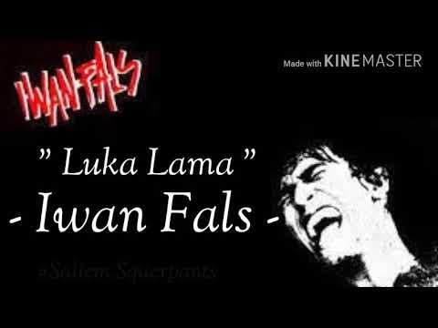 """Iwan Fals - Luka Lama #1984 (Lirik) """"Lagu Yang Tidak Beredar"""""""