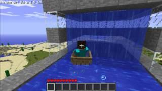BIGGEST Minecraft Waterslide + MAP DOWNLOAD IN DESC...