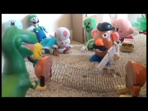 Toy Story Opening Scene Remake