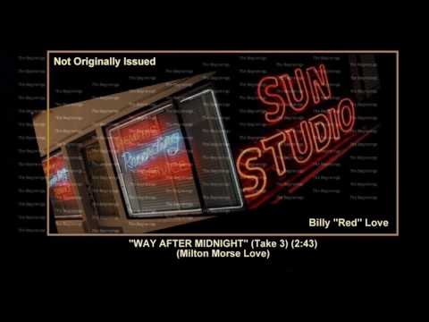 (1954)-sun-'way-after-midnight'-(take-3)-billy-'red'-love