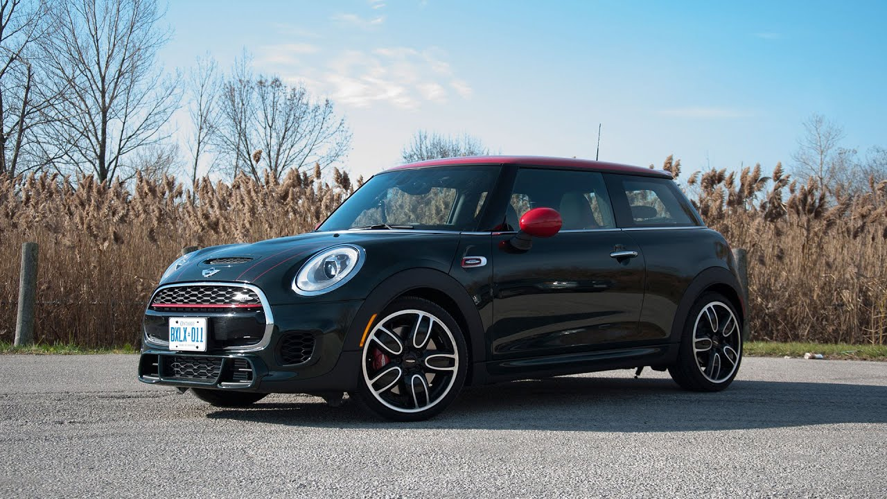 2016 mini john cooper works jcw review youtube. Black Bedroom Furniture Sets. Home Design Ideas