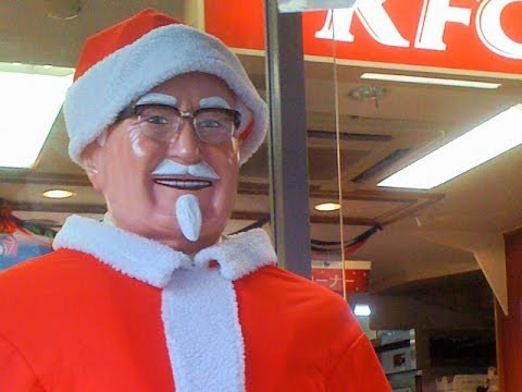 Japanese Christmas Traditions.Kfc Japanese Christmas And More Holiday Food Traditions