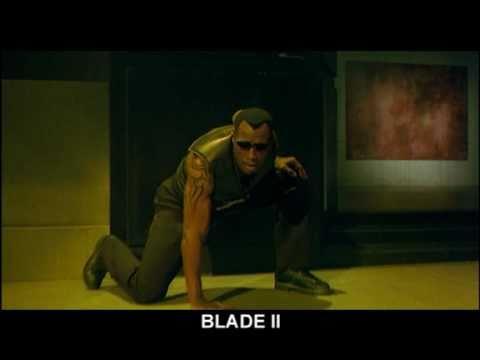 Blade 2 trailer ita