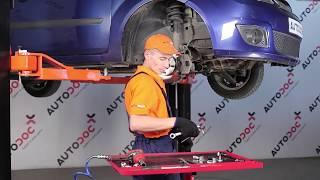 Wie HYUNDAI i30 (GD) Motorhalter auswechseln - Tutorial