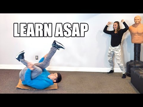 Crash Any Party - Learn 3 Breakdance Moves - In Only 5 Minutes!