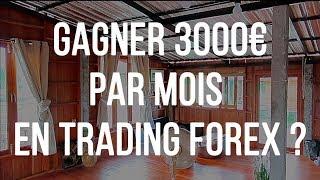 Vlog 4 - Gagner 3000€ par mois avec le trading Forex