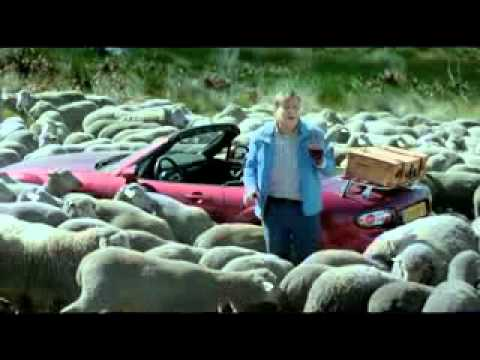 Funny Scottish Scotland Sheep Commercial Advertisement from Centraal Beheer Achmea Insurance 2010