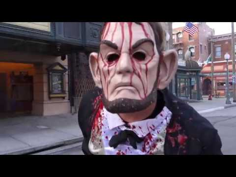 2017 Halloween Horror Nights 27 at Universal Studios Florida | HHN 27 Opening Night Highlights