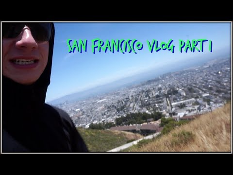 SAN FRANCISCO ROAD TRIP VLOG Part 1 :: Oakland Zoo, Fisherman's Wharf, and Downtown!!