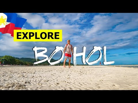 7 WONDERS OF BOHOL PHILIPPINES 2019 (BEST TOURIST SPOTS BOHOL)