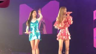 Download lagu 20190126 BLACKPINK블랙핑크 Playing With Fire불장난 TALK Really See U Later in Hong Kong MP3
