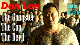 DON LEE - Ma Dong Seok's Gangster Movie (watch Before Marvel's Eternals) ㅣKorean Movie Review