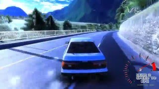 [On Hiatus] Drift Quest | Unity meets Initial D | AE86 + Akina Mountain Pass Downhill