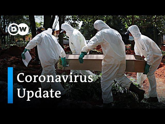 Spain's death toll surpasses 10,000 +++ Russia extends lockdown | Coronavirus Update